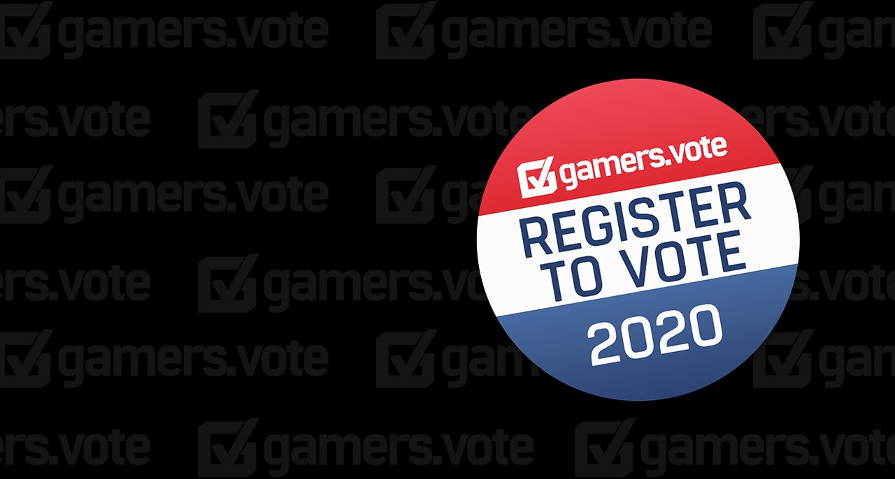 Play your part with the gamers.vote extension on Twitch
